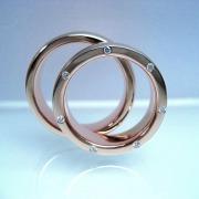 Individuelle Trauringe Aachen von Ringdesignerin Manuela Chaumet